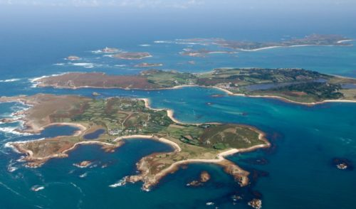 Scilly salas
